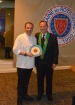 Chaine-Plate-presented-to-Antonio-Tardi-Executive-Chef-Winter-Club